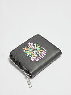 Leather Look Looney Tunes Licensed Women's Wallet