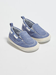 Baby Boy Pre-Toddler House Shoes