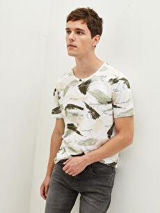 бял Тениска