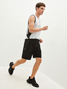 Standart Kalıp Aktif Spor Erkek Şort