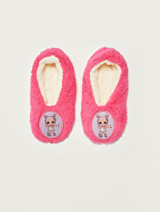 LOL Surprise OMG Licensed Girls' Home Socks