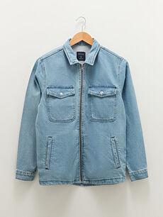 LCW CASUAL Standard Fit Men's Jean Jacket
