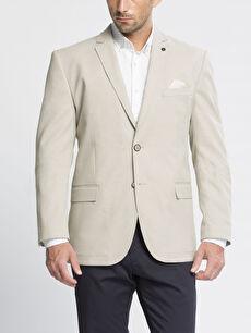 Bej Blazer Ceket