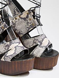 Diğer malzeme (poliüretan) Çok Renkli Ayakkabı