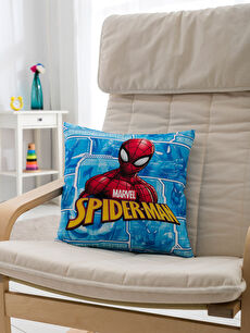 Spiderman Lisanslı Kırlent