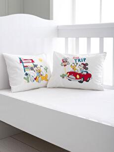 Mickey Mouse Yastık Kılıfı 2'li