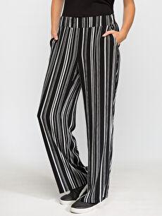 Siyah Siyah Pantolon 6KH457Z8 LC Waikiki