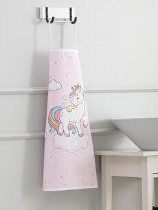 Unicorn Baskılı Mutfak Önlüğü