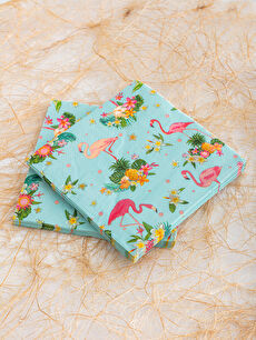 Flamingo Desenli Peçete 20'li