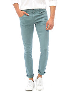 Mavi Super Slim Gabardin Pantolon 7YK087Z6 LC Waikiki
