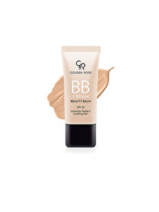 Golden Rose BB Cream Beauty Balm Naturel No:03 BB Krem