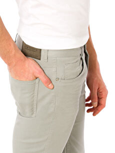 %97 Pamuk %3 Elastan Super Skinny Gabardin Pantolon