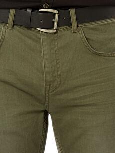 Super Skinny Gabardin Pantolon