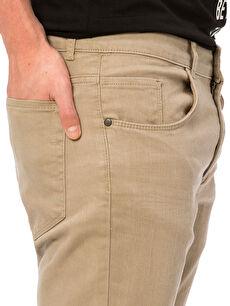 Slim Gabardin Pantolon