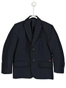 Çok Renkli Gabardin Ceket