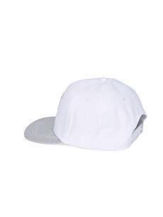 Kız Çocuk Yazı İşlemeli Pamuklu Şapka