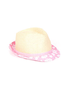 Pembe Hasır Şapka 8S7195Z4 LC Waikiki