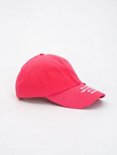 Yazı Baskılı Şapka