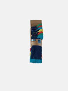 Erkek Çocuk Soket Çorap 7'li