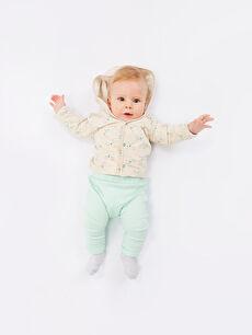 Erkek Bebek Kapüşonlu Sweatshirt