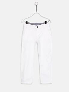 23 Nisan Erkek Çocuk Slim Fit Pantolon