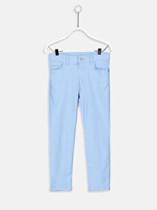 Basic Gabardin Erkek Çocuk Pantolon