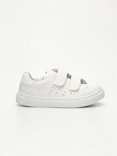 Erkek Çocuk Cırt Cırtlı Ayakkabı