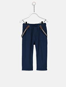 Erkek Bebek Pantolon Ve Pantolon Askısı