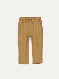 Harem Fit Basic Erkek Bebek Pantolon