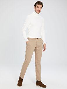 Normal Kalıp Chino Pantolon
