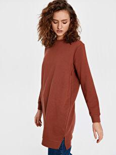 Düz Basic Sweatshirt