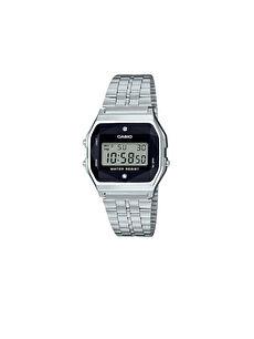 Gri Casio A159WAD-1DF Kadın Kol Saati