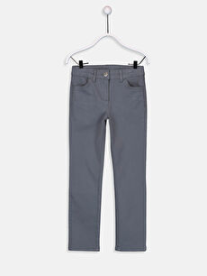 Anthracite Trousers