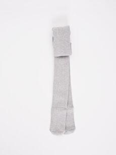 Kız Çocuk Pamuklu Havlu Külotlu Çorap