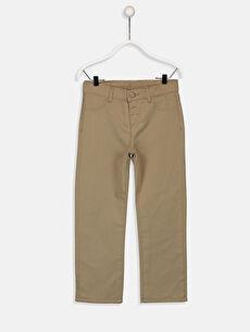 Erkek Çocuk Gabardin Pantolon