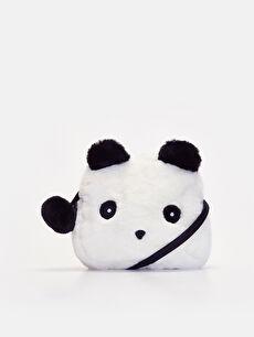 Kız Çocuk Panda Kol Çantası