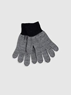 Navy Gloves