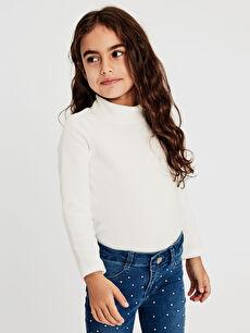 Kız Çocuk Uzun Kollu Tişört