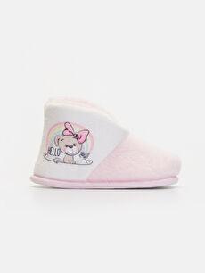 Kız Bebek Ev Ayakkabısı