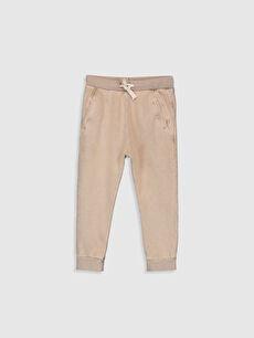 Erkek Bebek Kalın Jogger Pantolon