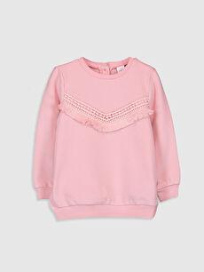 Kız Bebek Sweatshirt