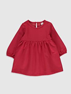 Kız Bebek Basic Elbise