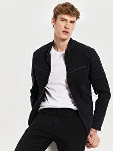 Standard Fit Men's Jean Jacket