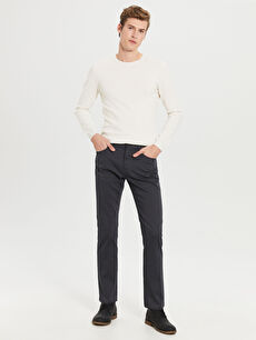 Normal Bel Normal Pilesiz Pantolon