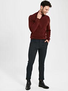Slim Fit Chino Pantolon