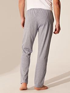 %49 Pamuk %51 Polyester Standart Kalıp Penye Pijama Altı