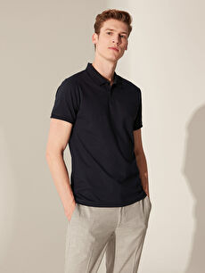 Polo Yaka Basic Tişört