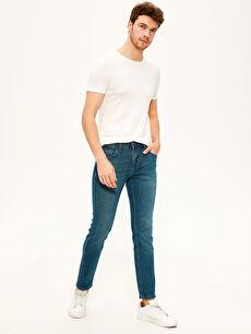 750 Slim Fit Jean Pantolon