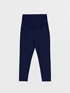 Bilek Boy Hamile Havuç Pantolon