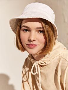 Gabardin Bucket Şapka